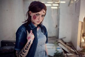 The Last Of Us Part Two, Ellie Cosplay by KaylaErinOfficial