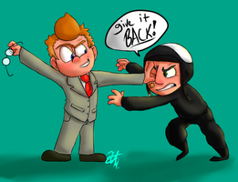 No More Mr. Nice Guy! by Weevmo