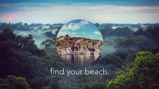 find your beach. by UtterlyLudicrous