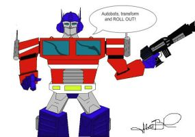 MS Paint Optimus by Byrdman-08