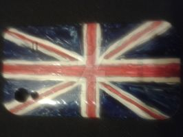 union jack phone cover by emmawhit