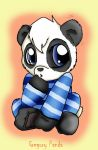 Gregory Panda by jujukittychick