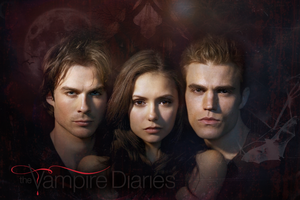 TVD Wallpaper by Vampiric-Time-Lord