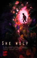 She Wolf by Spikie