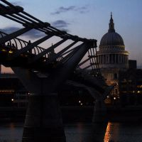 St Paul's Cathedral II by Teakster