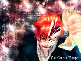 Hollow Ichigo Wallpaper by demoncloud