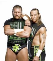 D-Generation X by TheElectrifyingOneHD