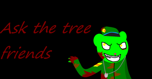 Ask The Tree Friends by Ask-Cat-and-OCs