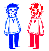 OFF Doodles - Zacharie by abbic314