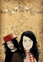 :the white stripes: for DM by Un-divine