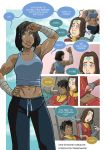 Asami loves Korra: Workout, part 2 by JakeRichmond