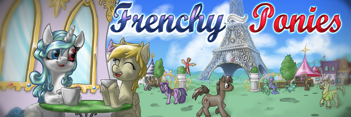 [Concours Frenchy~Ponies] Participation Metyknight by Sakiru1