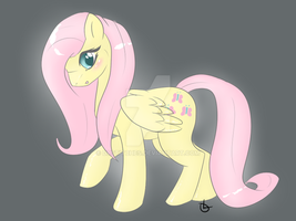 Fluttershy..is shy by DrStitches