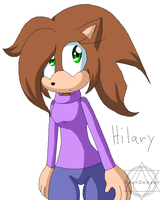 Hilary by SparDanger