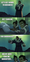 Legend of Korra - I'll make AMON out of you... by yourparodies