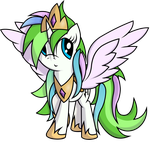 Princess Minty Root by MintyRoot