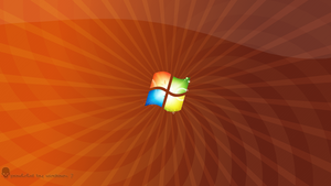Windows 7 wallpaper 0.2 - Org by van-helblaze