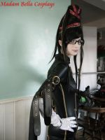 Bayonetta Cosplay by MasterCyclonis1