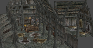 SKYRIM VILEMYL INN by OoFiLoO