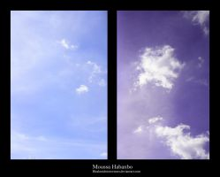 Summer sky by Habanbo