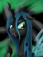 Queen Chrysalis by Sticky-Plaster