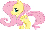 Fluttershy by kireena
