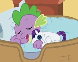 Spike's favorite toy by 2-Nobody-2