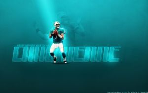 92. Chad Henne by J1897