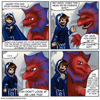 Maze of... Mizzet by tobias-sama