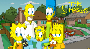 The Simpsons by FelixToonimeFanX360