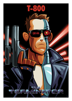 Terminator [cinemarium] by inkjava