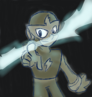 Elec man by the-Rose-of-Blue