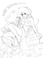 Deviant christmas gift 04 by HOON