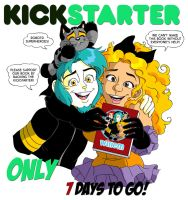 Please help me make this book a reality! by Jaymzeecat