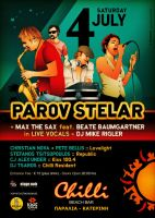 Parov Stelar At Chilli by prop4g4nd4