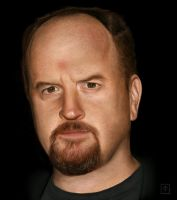 Louis C.K. by FaJaR2