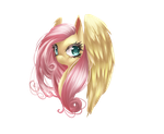 Fluttershy: My Little Pony by dreampaw