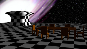 Cosmic Dining Room 2 by smawzyuw2