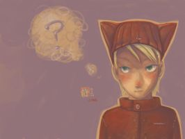 Random Painting as a WP by jingster