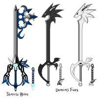 keyblade 1 by suburbbum