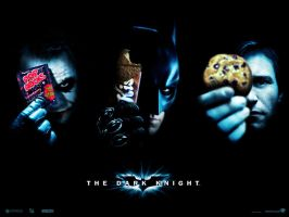 The Dark Knight - Film Food by pingvin66666