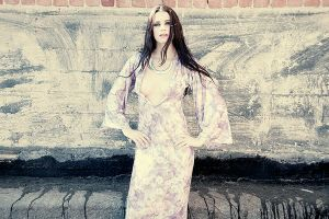 Mermaid Kimono Dress by VDelichote