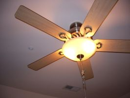 ceiling fan by azndlish