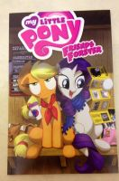My Little Pony Friends Forever Vol.2 Comic Book by extraphotos