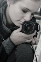 I love my Canon by Blanchii