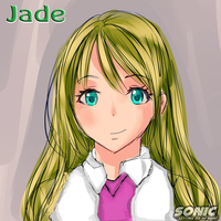 LGOH: Jade- Official Reference Picture by Loor101