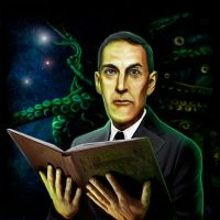Lovecraft by anderpeich