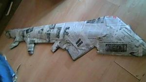 Wings In progress for Japan expo 2012 by Mikux3Cosplay