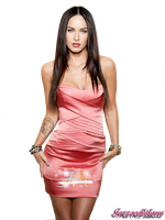 Megan Fox PNG by anime1991
