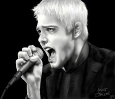 Gerard- My Chemical Romance by Amber13